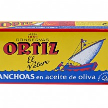 Ortiz Anchovy Fillets = 47.5g
