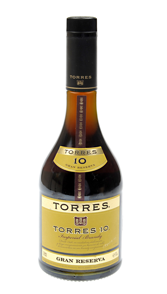 Torres 10 Brandy Lunya