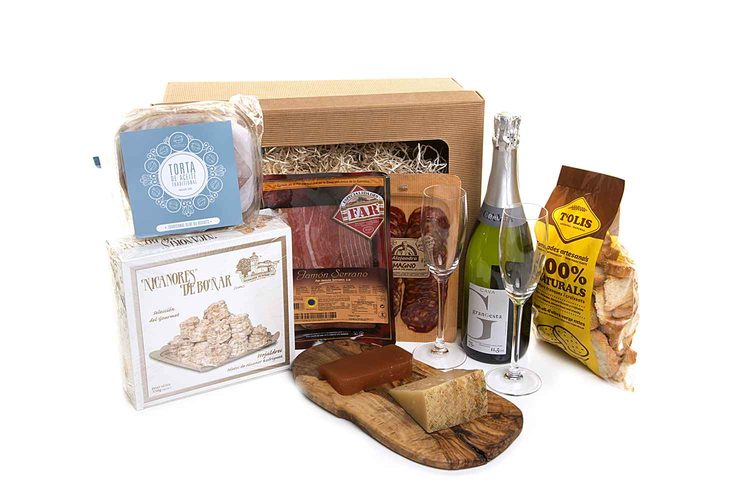 Hampers & Gift Packaging