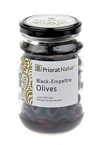 Buy Black Empeltre Olives Jar online | Olives & Encurtidos
