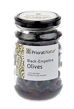 Buy Black Empeltre Olives Jar online | Olives & Encurtidos