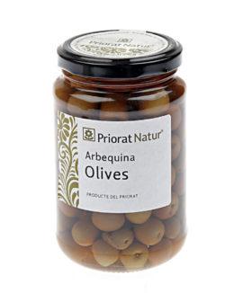 Buy Arbequina Olives Jar online | Catalunya Olives