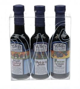 Buy Balsamic Vinegar Gift Set online | Oil & Vinegar | Wildy Delicious