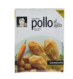 Pollo ajillo seasoning