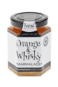 Orange and Whisky Marmalade