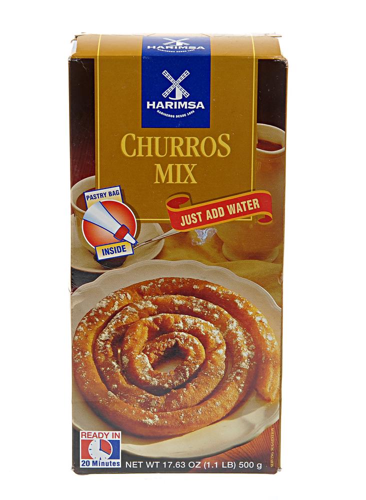 Chocolate and Churro Kit 180g Spanish hot chocolate and 500g Churro mix