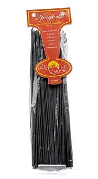 Buy Black Spaghetti 250g online | Squid ink Spaghetti | Pasta