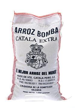 Buy Bomba Rice Catala 1kg online | Paella Rice | Catala Rice