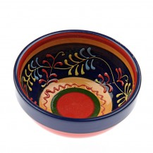 Small painted tapas bowl