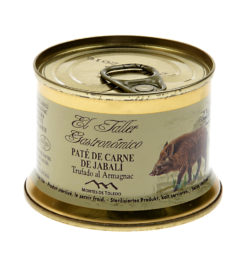 Wild Boar Pate with Armagnac
