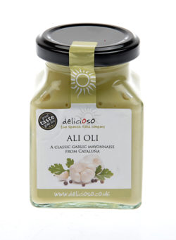 Buy Alioli online | Alioli Garlic mayonnaise | Spanish sauce