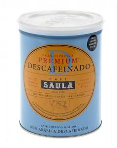 Buy Cafe Saula Decaf Tin online | Saula Decaf Coffee