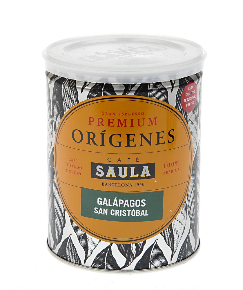 Cafe Saula Galapagos Tin