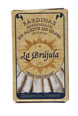 La Brujula Sardinillas
