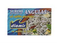 Buy Angulas online | Fish Tapas | Surimi baby eels