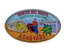 Buy Arroyabe Tuna 111g online | Arroyabe Tuna | Cantabrian Bonito Tuna