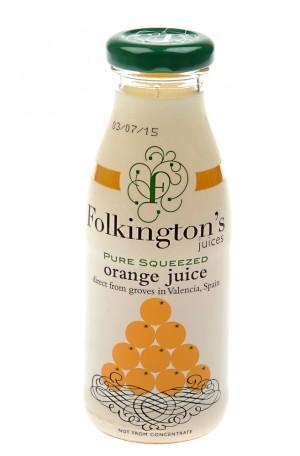 Valencian Orange Juice