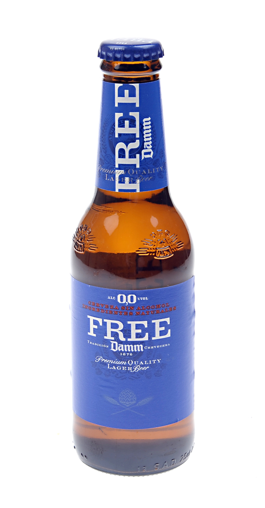 Free Damm Alcohol Free Lager