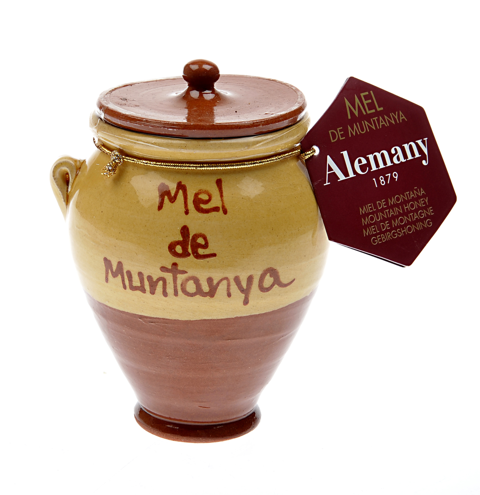 Buy Alemany Honey online | Mountain Honey | Alemany Honey Pot