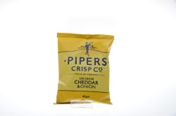 Pipers Lye Cross Cheddar & Onion