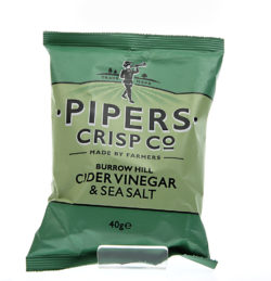 Pipers Burrow Hill Salt & Vinega