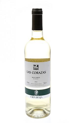 Las Corazas Blanco