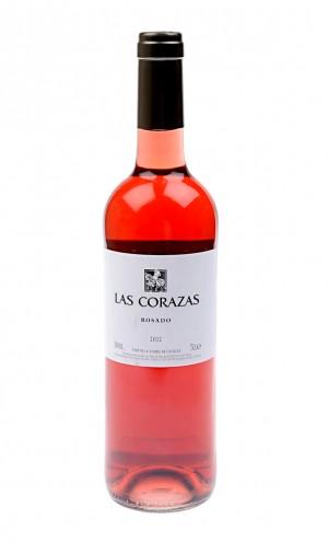 Las Corazas Rosado, Tierra de Castilla