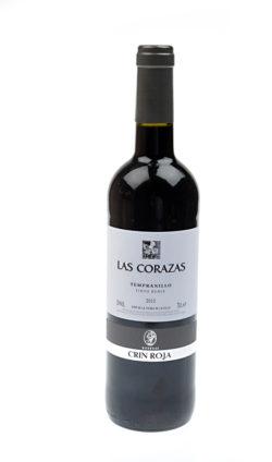 Las Corazas Tempranillo