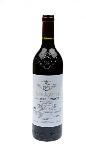 Vega Sicilia Unico Gran Reserva, 2000