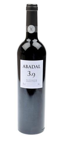 Abadal 3.9 Reserva, 2007, D.O. Pla de Bages