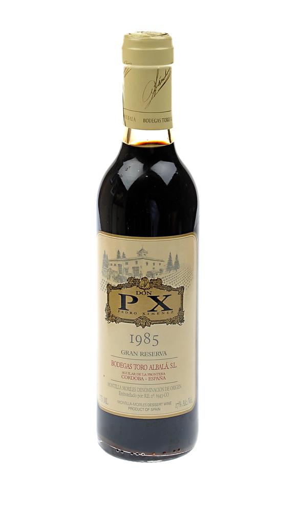 Don Px Gran Reserva 1986 D O Montilla Moriles Malaga Lunya