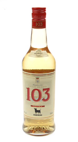 Buy 103 Brandy online Osborne Spanish Brandy
