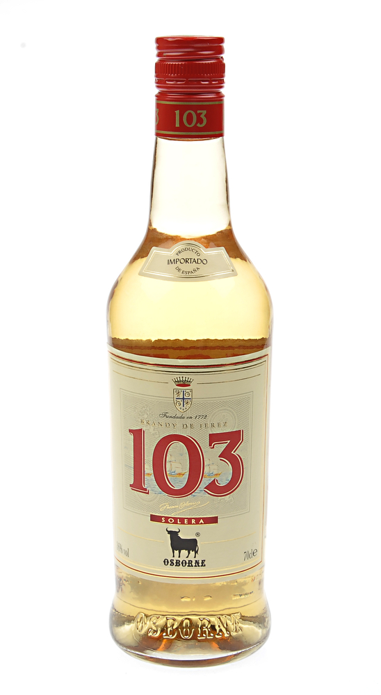 Buy 103 Brandy online Osborne Spanish Brandy