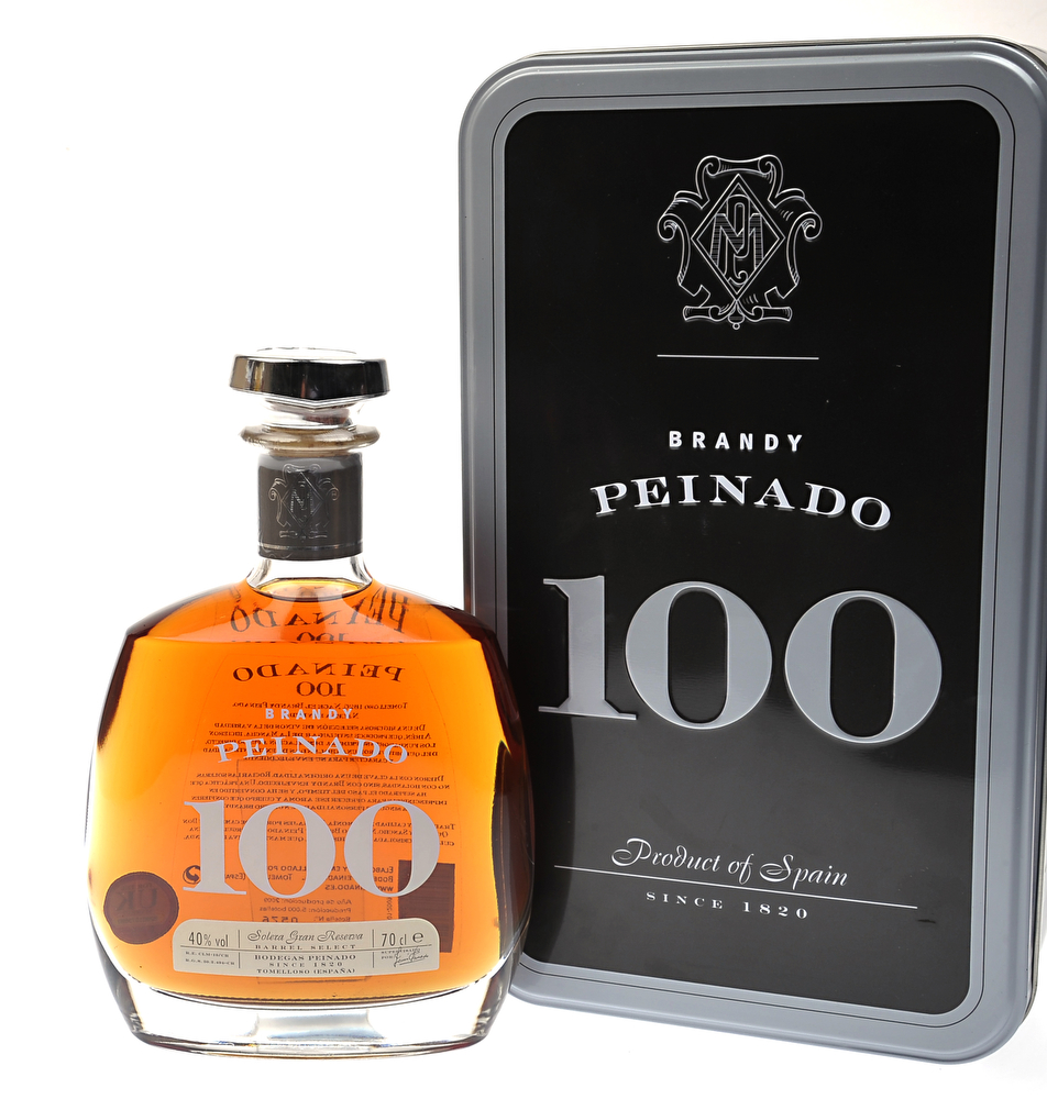 Peinado 100 year old Brandy