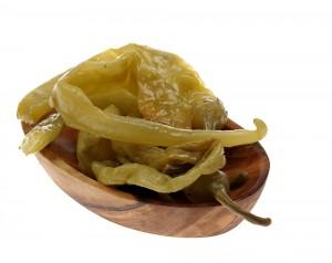 Sweet Pickled Guindilla Chillis