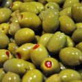 Pepper Stuffed Manzanilla Olives