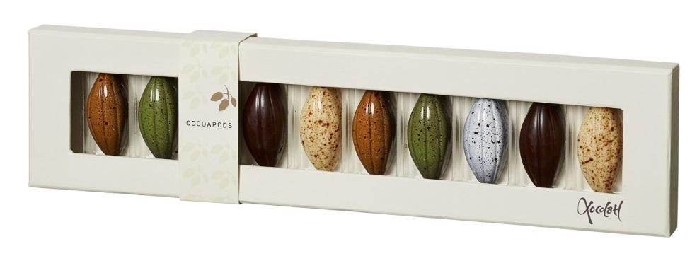 Buy Xocolatl Cocoa Pods Gift Box online