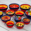 divine deli tapas dishes 12cm classic Spanish