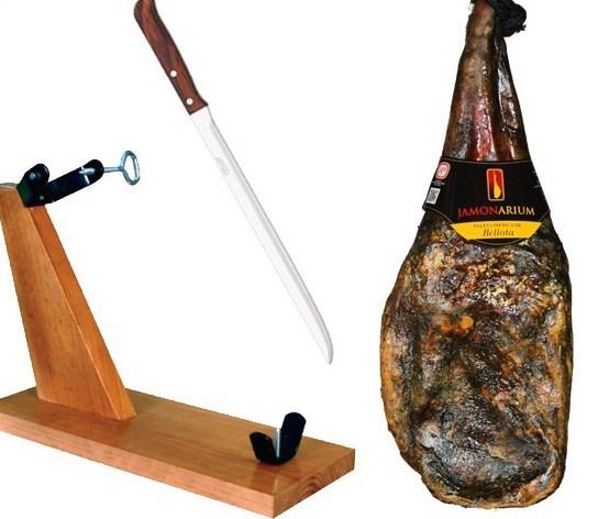 Ham Carving Set - Lunya