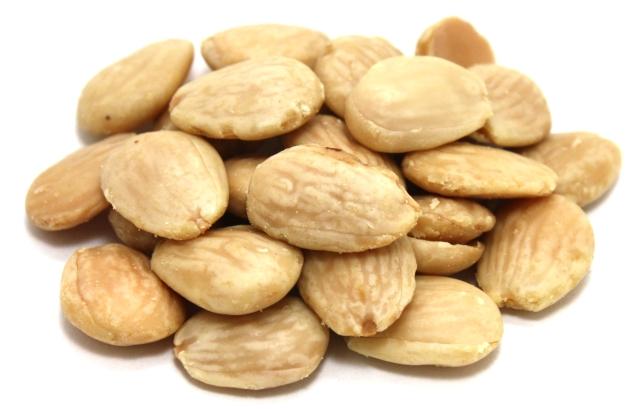 Salted catalan almonds lunya - Marcos catalan ...