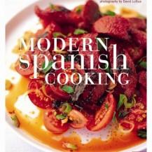 Modern Spanish cooking