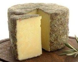 Villarejo Rosemary Cheese - whole truckle