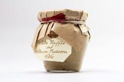 Buy White Truffle and Mushroom pate online | Pate
