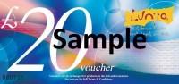 Gift Vouchers & Event Vouchers
