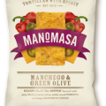 Buy Manchego & Green Olive Corn Chips online