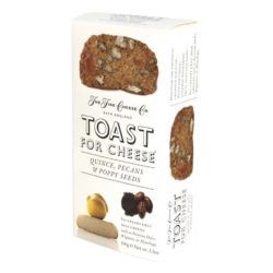 Buy Toasts for Cheese - Quince, Pecans, Poppy seeds online