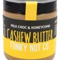 Buy Milk Chocolate & Honeycomb Cashew Nut Butter online