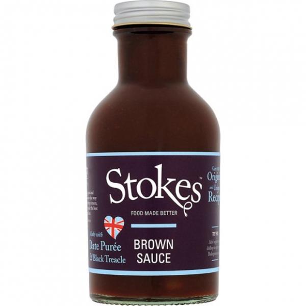 Buy Stokes Brown Sauce 300g online