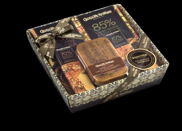 Buy Amatller Barcelona Chocolate Hamper online   Amatller Chocolate