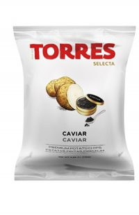 buy Caviar crisps online